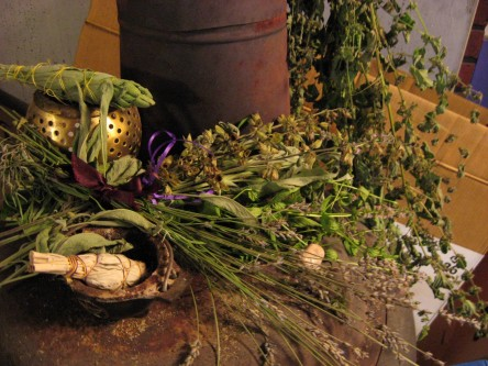 04122019 Herbs on the Hearth