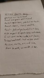 04122019 Witch's Hearth Herbs Poem